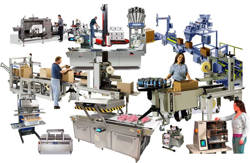 packaging equipment and automation