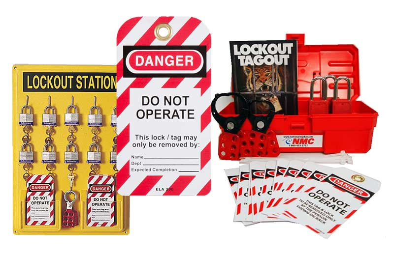 Lockout Tagout Protection